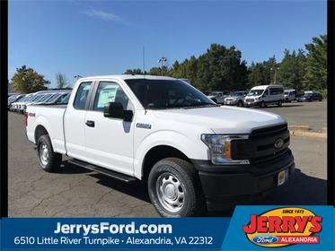 Oxford White 2019 Ford F-150 XL Extended Cab Pickup Alexandria VA