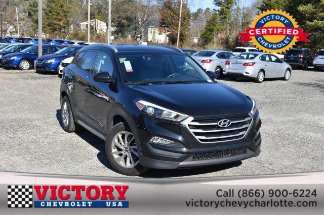 2018 Hyundai Tucson SEL(BRAND NEW LEATHER!)) SUV Slide 0