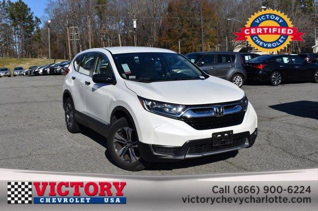 2018 Honda CR-V LX SUV Slide 0