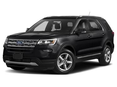 Red 2018 Ford Explorer SPORT SUV Manassas VA