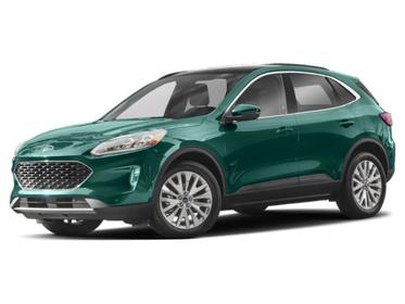 Dark Persian Green Metallic 2020 Ford Escape SE SUV Huntington NY