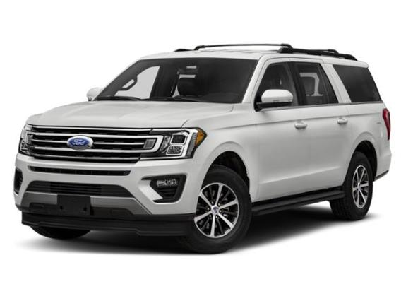 2020 Ford Expedition Max PLATINUM SUV Slide 0