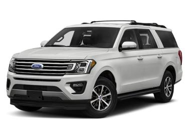 Star White Metallic Tri-Coat 2020 Ford Expedition Max PLATINUM SUV Huntington NY
