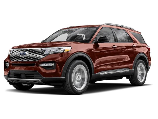 2020 Ford Explorer XLT SUV Slide