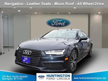 BL 2018 Audi A7 Premium Plus Hatchback Huntington NY