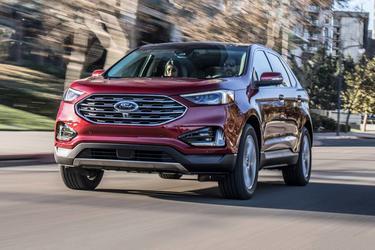 2020 Ford Edge SEL SUV Durham NC
