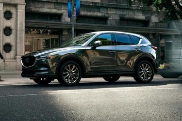 2020 Mazda MAZDA CX-5 GRAND TOURING Slide
