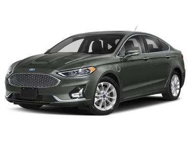 Magnetic Metallic 2020 Ford Fusion Energi TITANIUM 4dr Car Huntington NY