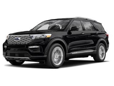 Agate Black Metallic 2020 Ford Explorer XLT SUV Huntington NY