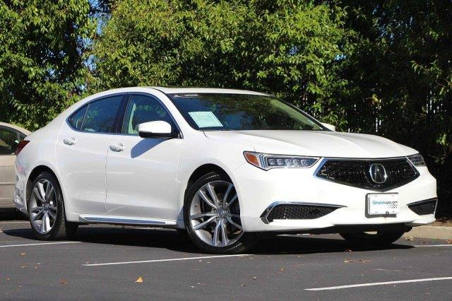 2019 Acura TLX W/TECHNOLOGY PKG Sedan North Charleston SC