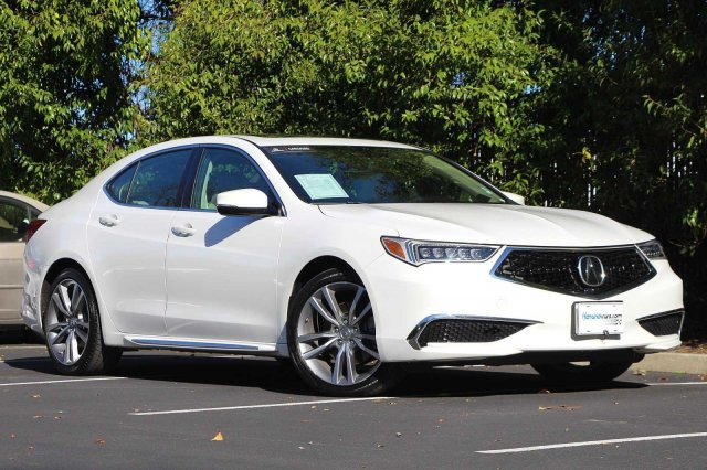 2019 Acura TLX W/TECHNOLOGY PKG Sedan Slide