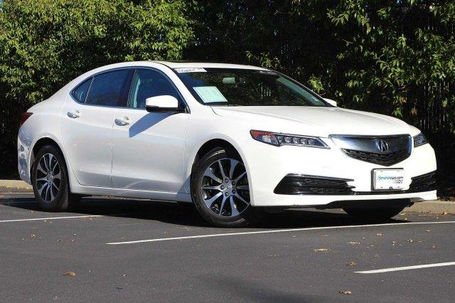 2017 Acura TLX FWD Sedan Slide 0