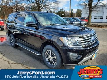 Black Metallic 2020 Ford Expedition XLT SUV Alexandria VA
