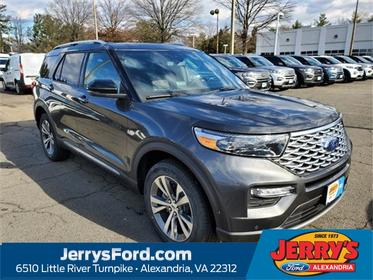 Magnetic 2020 Ford Explorer Platinum SUV  VA