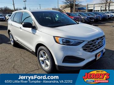 Oxford White 2020 Ford Edge SE SUV  VA
