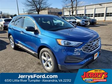 Blue 2020 Ford Edge SE SUV  VA
