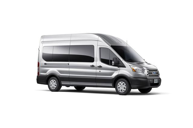 2018 Ford Transit-350 XLT Slide 0