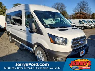 Oxford White 2020 Ford Transit-350 XL Van  VA