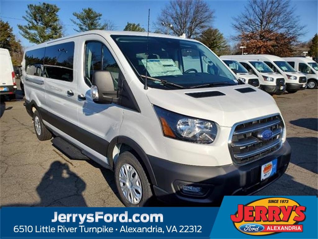 2020 Ford Transit-350 XL Van Slide 0