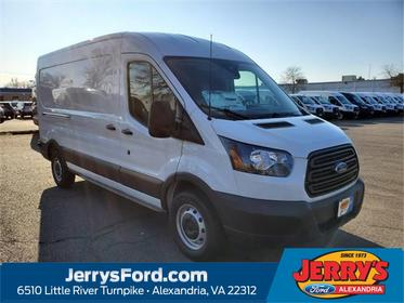 White 2019 Ford Transit-150 BASE Van  VA