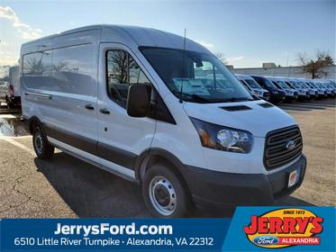 White 2019 Ford Transit-250 BASE Van  VA