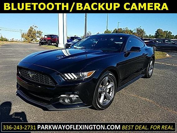 2016 Ford Mustang V6 2D Coupe Slide 0