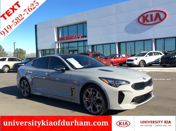 2019 Kia Stinger GT2 4dr Car Slide 0