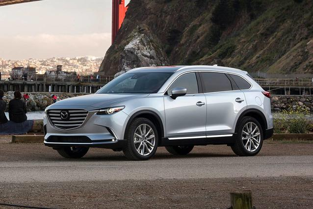 2020 Mazda MAZDA CX-9 GRAND TOURING Slide 0