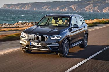 2020 BMW X3 SDRIVE30I SUV Slide