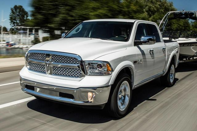 2017 RAM 1500 EXPRESS Short Bed Slide 0