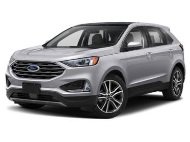 Iconic Silver Metallic 2020 Ford Edge SEL SUV Huntington NY