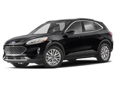 Agate Black Metallic 2020 Ford Escape S SUV Huntington NY