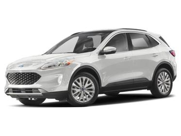Oxford White 2020 Ford Escape SE SUV Huntington NY