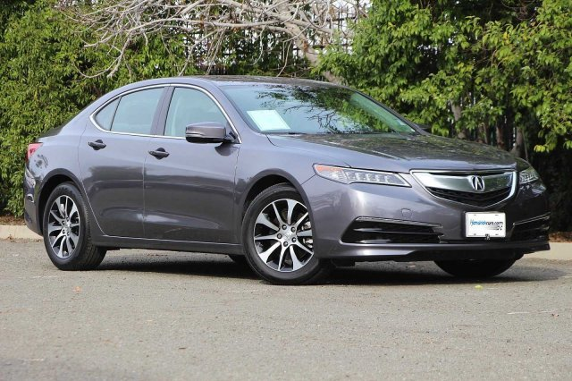 2017 Acura TLX FWD Sedan Slide