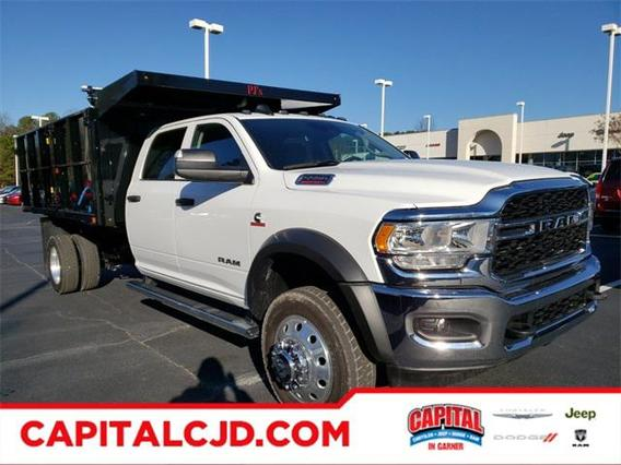 2019 RAM 5500 Chassis Cab TRADESMAN Crew Cab Chassis-Cab Slide 0