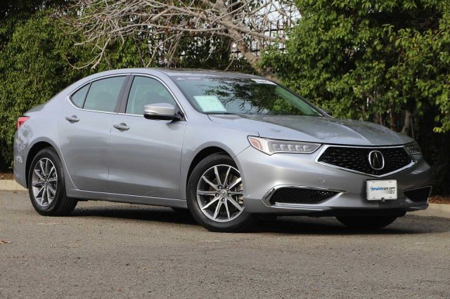 2019 Acura TLX 2.4L FWD Sedan Slide