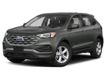 Magnetic Metallic 2020 Ford Edge SE SUV Huntington NY