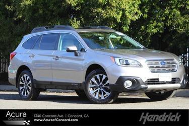 Tungsten Metallic 2017 Subaru Outback 2.5i Limited North Charleston SC