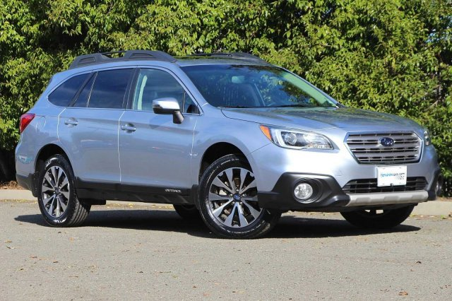 2017 Subaru Outback LIMITED SUV Slide