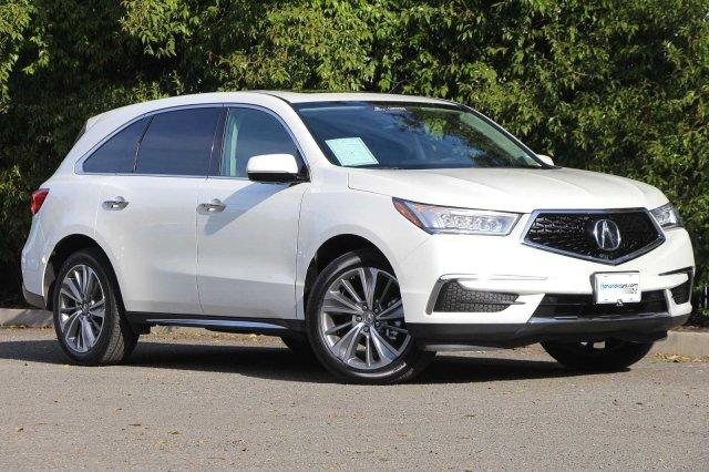 2017 Acura MDX W/TECHNOLOGY PKG SUV Slide 0
