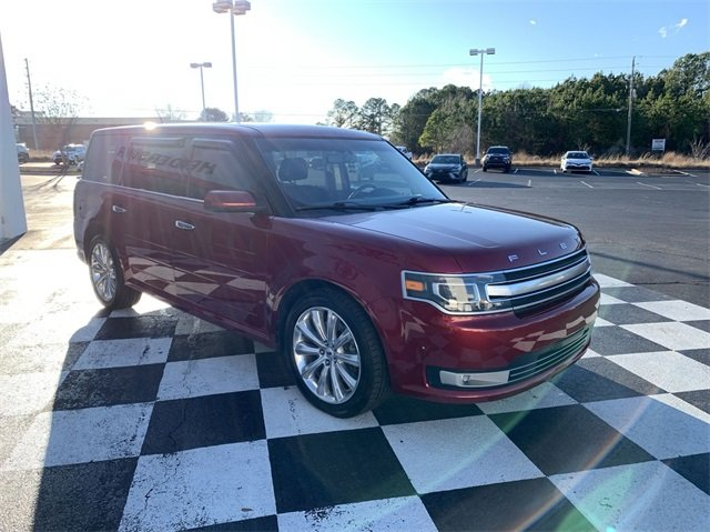 2016 Ford Flex LIMITED W/ECOBOOST Slide