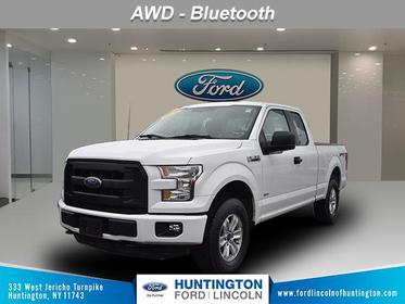 Wh 2016 Ford F-150 XL Standard Bed Huntington NY