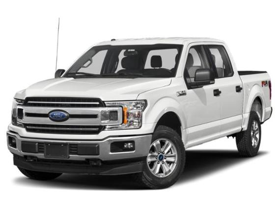 2020 Ford F-150 XLT Short Bed Slide 0