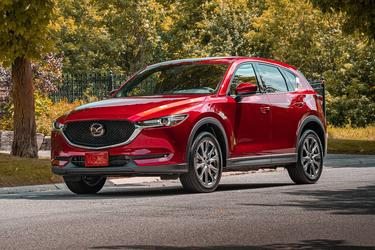 2020 Mazda MAZDA CX-5 GRAND TOURING RESERVE Slide