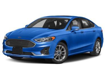 2020 Ford Fusion Hybrid SEL 4dr Car Slide