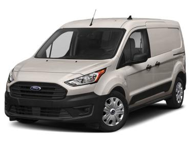Silver 2020 Ford Transit Connect Van XLT Mini-van, Cargo Huntington NY