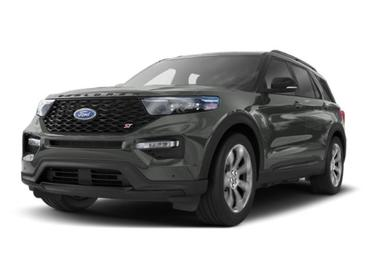 Magnetic Metallic 2020 Ford Explorer ST SUV Huntington NY