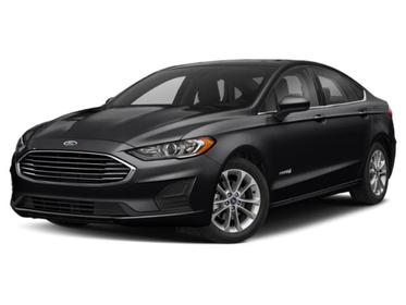 Agate Black Metallic 2020 Ford Fusion Hybrid SE 4dr Car Huntington NY