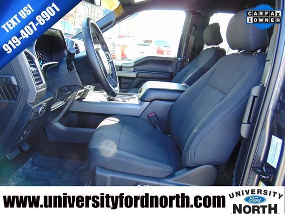 2016 Ford F-150 XLT Extended Cab Pickup Garner NC