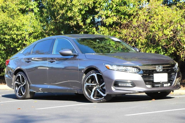 2019 Honda Accord SPORT 1.5T Sedan Slide